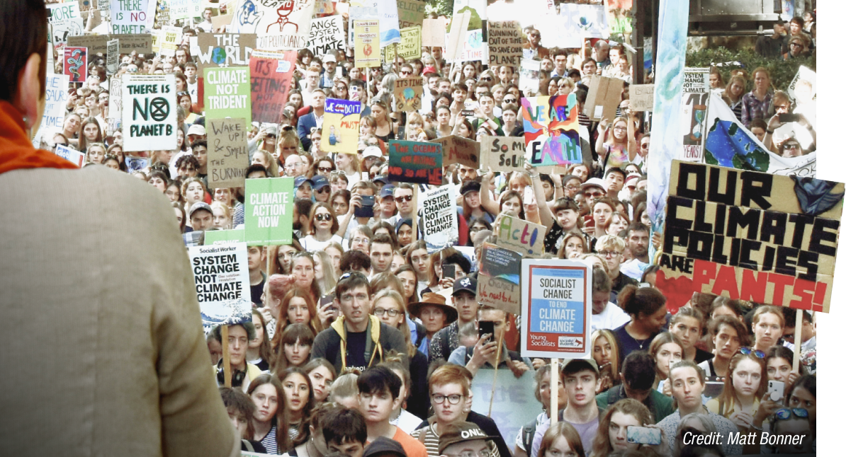 Climate strike – Climate action now